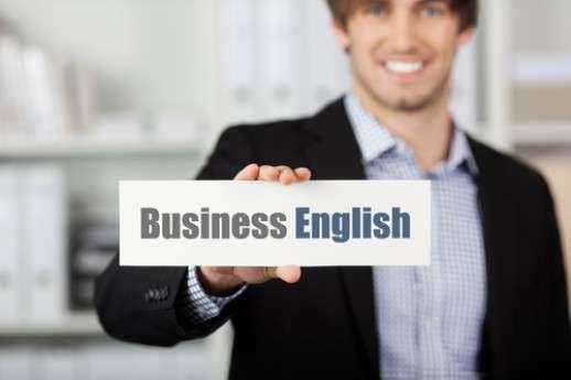 Corsi di business English
