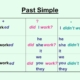Past simple: il passato in Inglese