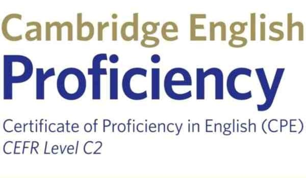 Esame Proficiency in Inglese
